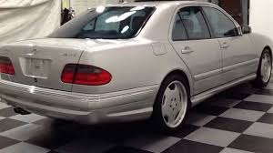 2000 E Class Buy Used 2000 Mercedes Benz E55 Amg Pennsylvania Youtube