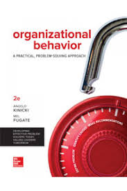 bank for organizational behavior a practical problem solving