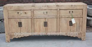 chinese antique elm long sideboard cabinet asian furniture buy