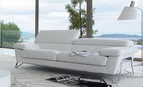 canapé cuir blanc roche bobois canapé cuir blanc roche bobois canapé idées de décoration de