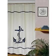 Nautical Bathroom Curtains Nautical Anchor Shower Curtain Anchor Shower Curtains Nautical