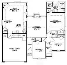 3 bed 2 bath house plans 2 bedroom 3 bath house plans homes floor plans