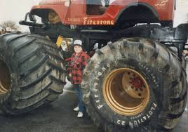 bigfoot the monster truck videos bangshift com ushra monster trucks