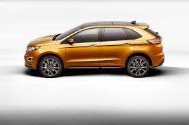 nissan murano vs ford edge 2015 ford edge revealed automobile magazine
