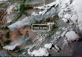 Colorado Wildfire Training Academy by As Wildfires Explode Across The Western U S Satellites Above Spy