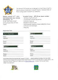 fop golf outing