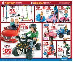 black friday kids walmart black friday 2013 ad page 28 ad santa u0027s shopping list