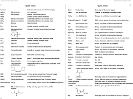 the organic chemistry reagent guide u2014 master organic chemistry