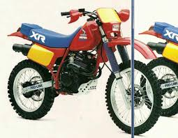 honda xr 250 198 google search honda xr 250 pinterest