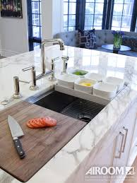 Kitchen Without Island Where To Put Prep Sink In Island Best Sink Decoration