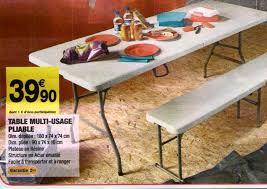 table jardin pliante pas cher table de jardin pliante pas cher spitpod