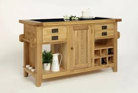 solid wood kitchen island cart solid oak kitchen island pixelkitchen co