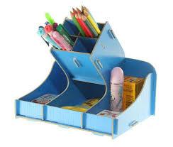Desk Organizer Box Diy Wooden Office Desk Organizer Box End 8 2 2018 12 15 Am