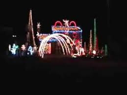 computer christmas display 265 000 lights youtube