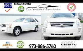 rate cadillac srx 2005 cadillac srx in fort lauderdale fl the vehicle exchange inc