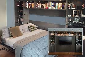 Murphy Beds Chicago Closet Works Home Office Guest Rooms With Murphey Beds Wall Beds