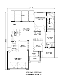 26 pueblo homes plans with courtyard brick home ranch house
