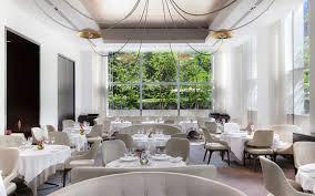 Restaurant Decoration London Jean Georges Restaurants