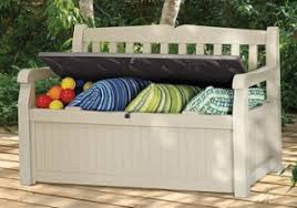 Outdoor Bench With Storage Resin Outdoor Bench With Storage Outdoor Room Ideas
