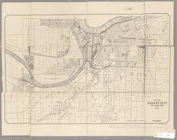 Kansas City Map Maps Of Missouri