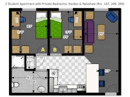 Floor Plans Office Of Residence Life University Of Wisconsin - Apartment building design plans