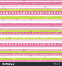 cute pics for background cute seamless striped background pink green stock vector 157905329
