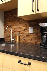 wood backsplash kitchen wood backsplash rroom me