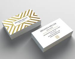 business card template 04 2 sided business card design