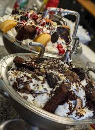 OnTheList The Kitchen Sink Sundae  And Chocolate Lovers Kitchen - Kitchen sink ice cream sundae