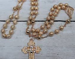 wedding rosary wedding rosary etsy