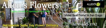 San Diego Flower Delivery Allen U0027s Flowers Blog U2013 San Diego Florist