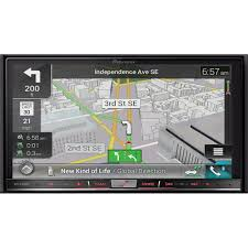 Flagship Janitorial Pioneer Avic 8100nex In Dash Navigation Av Receiver With 7