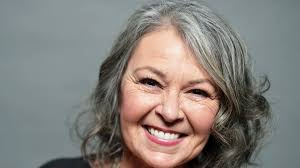 new look for roseanne barr 2015 with blonde hair roseanne barr debuts new platinum blonde hairdo see the photos