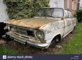 opel kadett abandoned opel kadett u0027b u0027 in rural france stock photo royalty