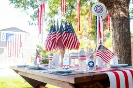 printable july 4th decor u0026 easy fourth of july summer barbecue ideas