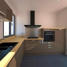 cuisine couleur wengé cuisine couleur weng meuble couleur wenge armoire en maclamine avec