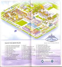 bangkok grand palace thailand