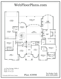 single story 5 bedroom house plans single story home plans lovely modern house storey open floor