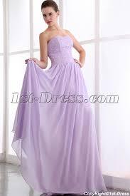 elegant sweetheart beaded long lavender chiffon plus size prom