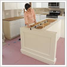 how to install kitchen island how to install kitchen island cabinets everdayentropy