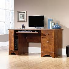 Realspace Computer Desk Realspace Dawson Computer Desk 30 H X 60 W X 24 D Sku 891544