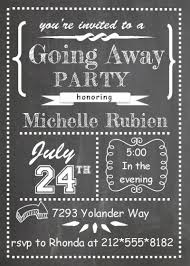 farewell party invitation template u2013 25 free psd format download