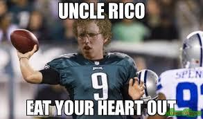 Uncle Rico Meme - uncle rico eat your heart out meme folean dynamite 4275