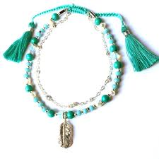 turquoise gemstone buy yoga jewellery online australia mala beads chakra jewelry boho