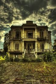 garden view of the abandoned potter u0027s mansion europe haunted