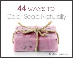 natural soap colorants 44 ways to color your homemade soap naturally