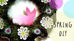 diy easter wreath how to make a gorgeous spring wreath with cheap