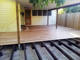 timber deck u2013 west end sinclair parsons building solutions