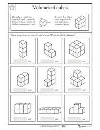13 best volume of 3d figures images on pinterest teaching math