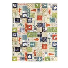 home decorators area rugs home decorators collection ocean panel royal 5 ft x 8 ft area